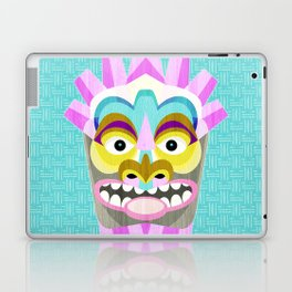 Hawaiian Tiki Aloha Laptop & iPad Skin