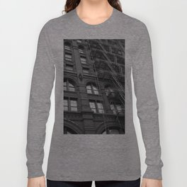 Windows and Stairs Long Sleeve T-shirt