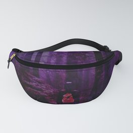 Lost in the Woods Fanny Pack
