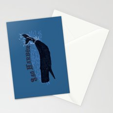 Sag Harbor Whale Stationery Cards