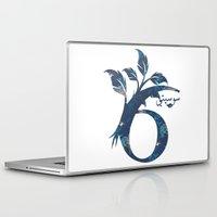 arabic Laptop & iPad Skins featuring S6 Arabic by Sumayyah Al Suwaidi