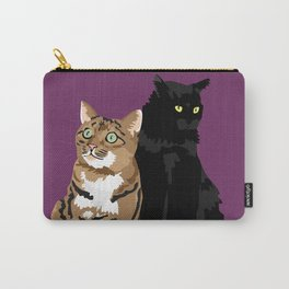 Niles and Gingerbread Carry-All Pouch