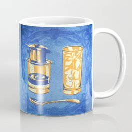 Vietnamese Coffee Ad Coffee Mug