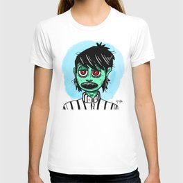 Zombie ready for job interview T-shirt