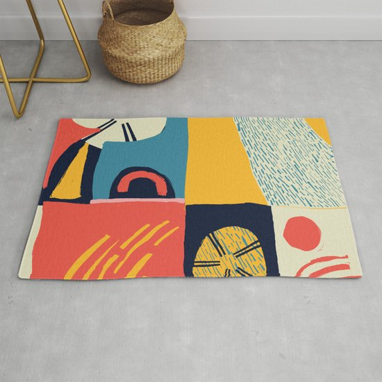 Suns Scandinavian Design by kitchensinkprintshop