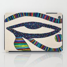 The Eye of Horus iPad Case
