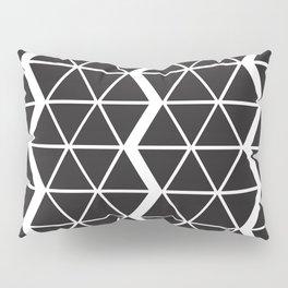 Rocket Triangles Pillow Sham