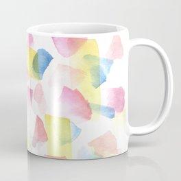 180527 Watercolour Abstract 10  Watercolor Brush Strokes Coffee Mug