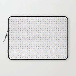 '80s Hearts - Back to Basics Laptop Sleeve