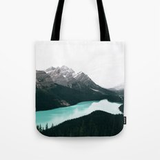 Peyto Lake Tote Bag