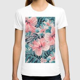 Vintage Jade Coral Aloha T-Shirt