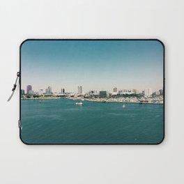 Dowtown Long Beach Laptop Sleeve
