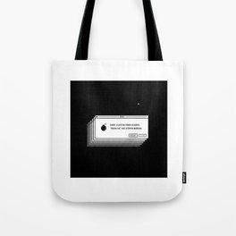 Brain.exe error Tote Bag