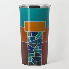 """Temple"" Travel Mug"