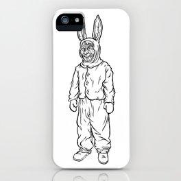Rotten rabbit iPhone Case