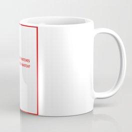 THREE SWISS WITCHES Coffee Mug