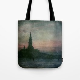 Sonnet of dark love Tote Bag