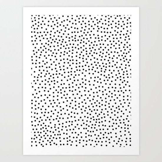Dots.. Art Print