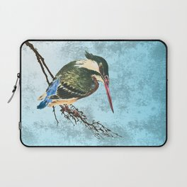 Watching the river Laptop Sleeve