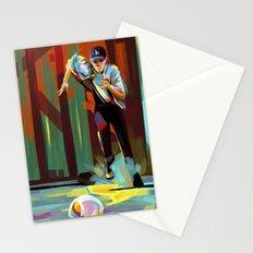The Showdown Stationery Cards