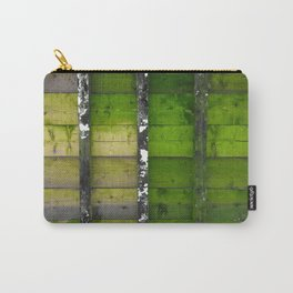 Nature Wooden Palette Carry-All Pouch