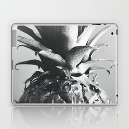 Silver Pineapple Laptop & iPad Skin