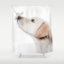 smell this Shower Curtain