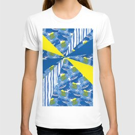 Sailing on Stormy Seas T-shirt