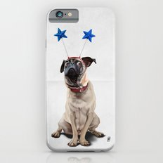 A Pug's Life (Wordless) iPhone 6s Slim Case