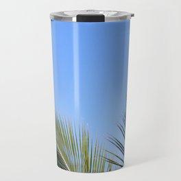 Palm Tree Sky Travel Mug