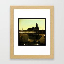 Usine 1 Framed Art Print