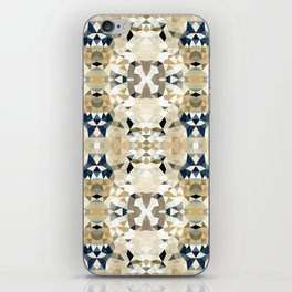 Neutral Tribal iPhone Skin