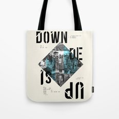UP SIDE DOWN Tote Bag