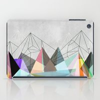 artists iPad Cases featuring Colorflash 3 by Mareike Böhmer