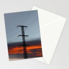 sky ii Stationery Cards