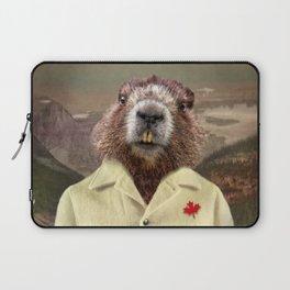 Hudson Beaver Laptop Sleeve
