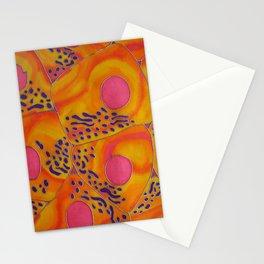 Altmann bioblasts summer Stationery Cards
