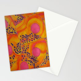 Altmann bioblasts summer Stationery Cards