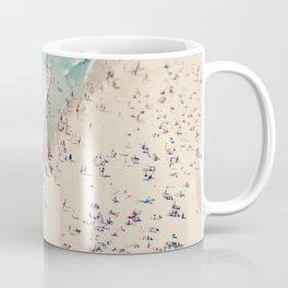 beach love V Coffee Mug
