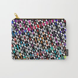 Rex Print Carry-All Pouch