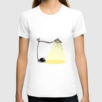 cartoon T-shirts featuring CARTOON LAMP by d.ts