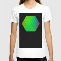 hexagon T-shirts featuring Hexagon? by FMC!