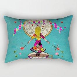 Alice's Dream Rectangular Pillow