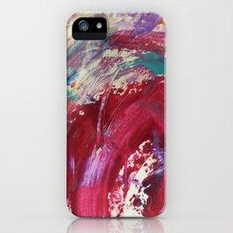 In a Haze iPhone Case