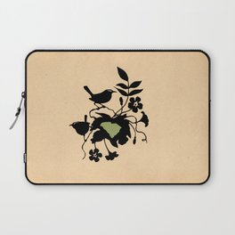 South Carolina - State Papercut Print Laptop Sleeve
