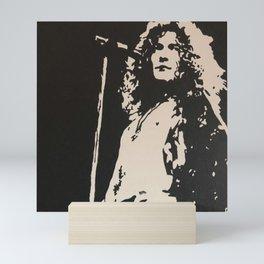 Robert Plant Mini Art Print