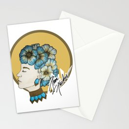 Hibiscus Madness Stationery Cards