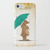 wildlife iPhone & iPod Cases featuring Wildlife by AhaC