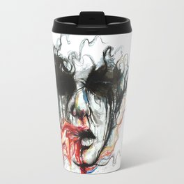 Reborn from the ashes Travel Mug