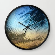 On a clear day Wall Clock